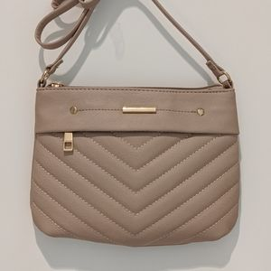 Primark Quilted Crossbody Purse